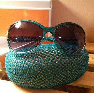 Simply Noelle Gorgeous Sunglasses In Case